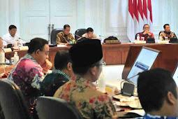 Jokowi Pilih Pemindahan Ibukota Negara ke Luar Jawa, Ini 2 Alternatifnya