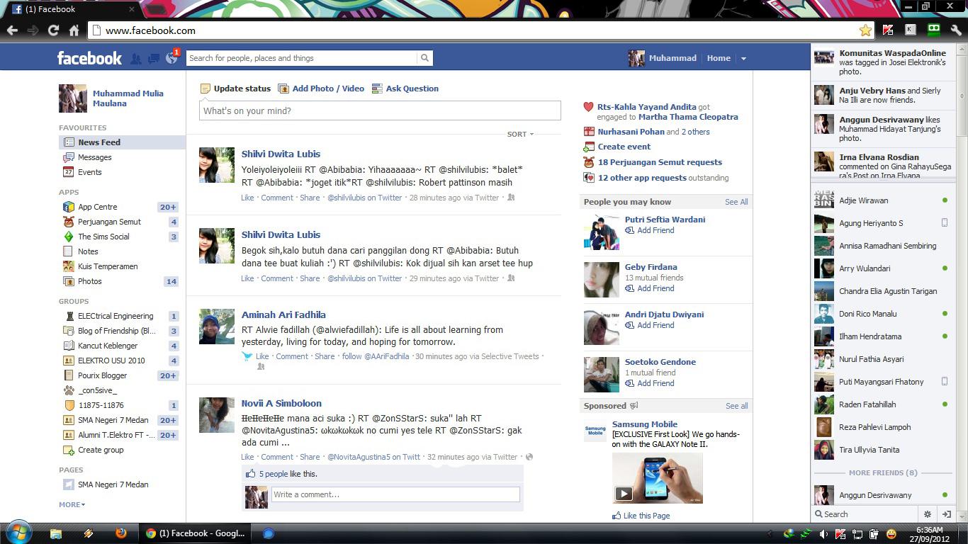 Ini Twitter apa Facebook? - My Digital Life