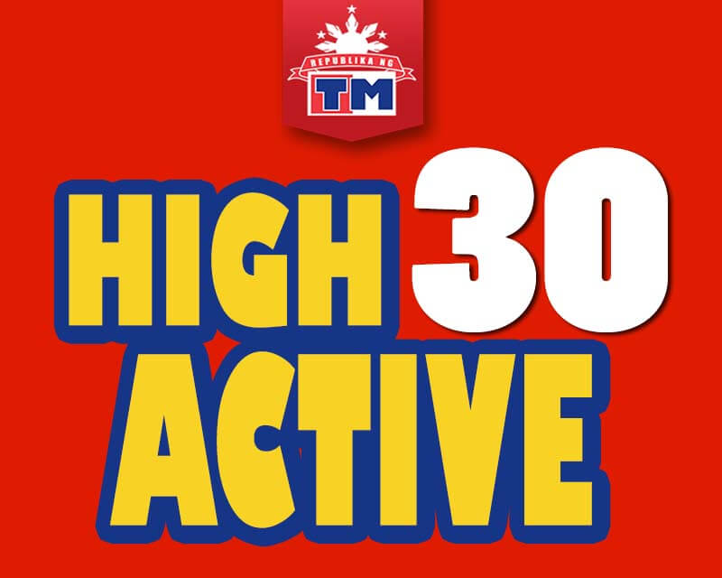 TM HIGHACTIVE30