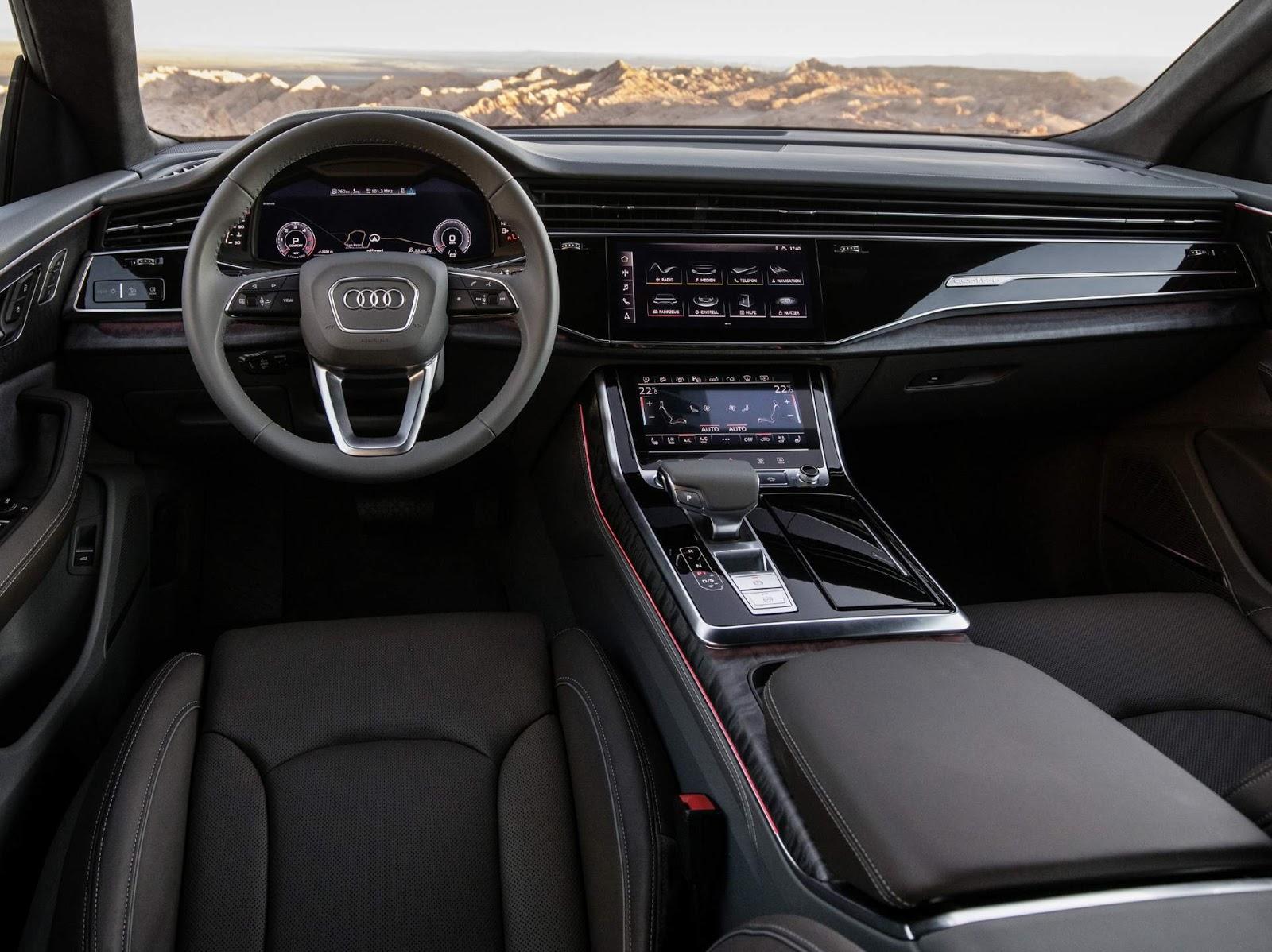 Audi Q8 Chega Ao Brasil Em Novembro Pre O R 500 Mil