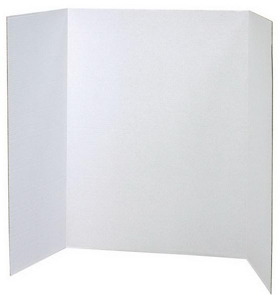 Tri Fold Presentation Board
