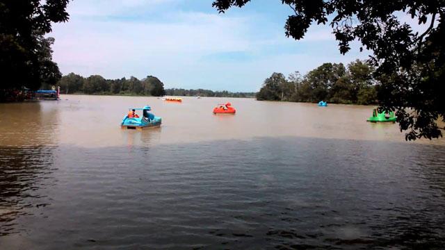 Wisata Dam Raman