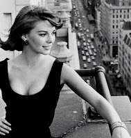 Natalie Wood in New York City
