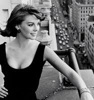 Natalie Wood in New York City