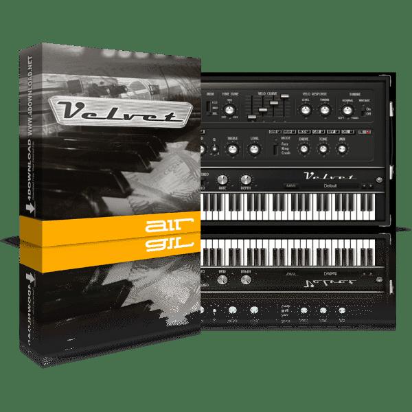 AIR Music Technology Velvet 2 v2.0.7 Full version