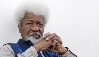 Labaran chikin kasa Nigeria :::  Wole Soyinka ya fadi abinda zai iya haddasa yakin duniya na 3