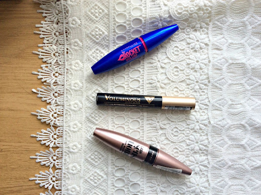 Beautiful Miscellany : Cheap and Cheerful: Mascara