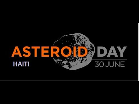 Asteroid Day Haiti 2020