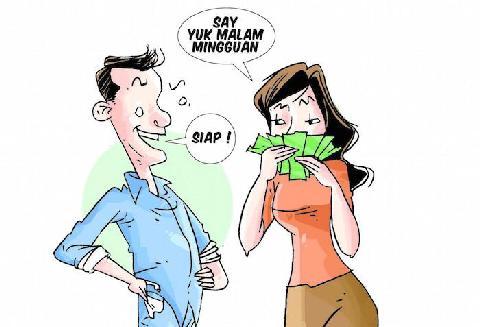 KEJAM : Istri Pasung Suami, Agar Ia Dapat Bersama Brondong.