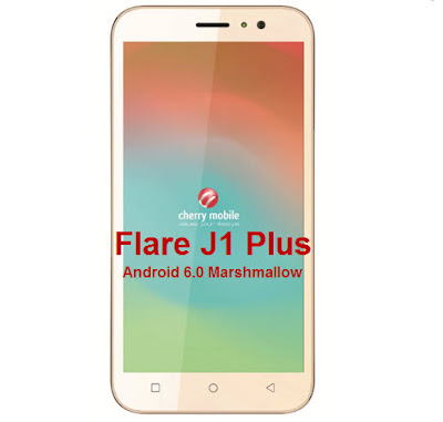 Cherry Mobile J1 Plus 6.0