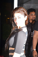Pranitha Subhash in a skin tight backless brown gown at 64th Jio Filmfare Awards South ~  Exclusive 048.JPG