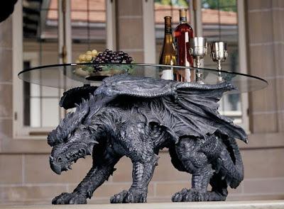 Dragon Coffee Table