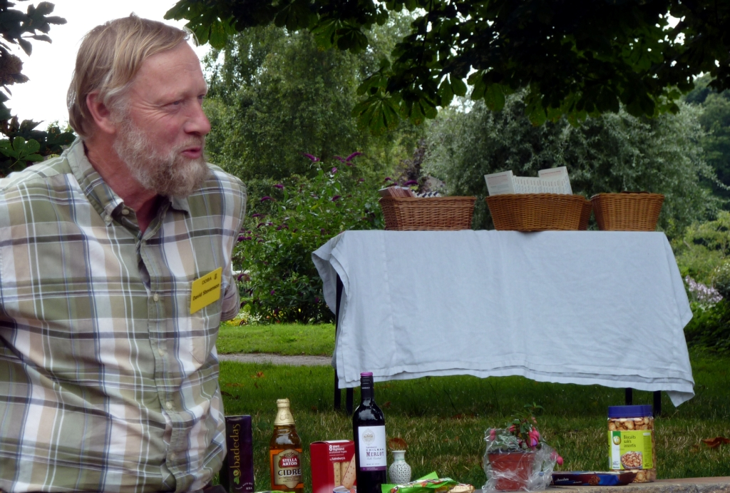 Dover and District Beekeepers Association: July Meeting at The
