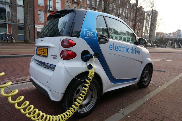 Foro de coches eléctricos
