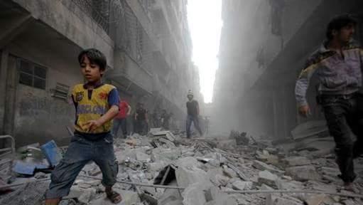 Peduli Aleppo, Wasekjen MUI Gubah Puisi Menyayat Hati