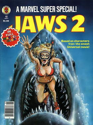Marvel Super Special, Jaws 2