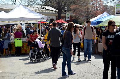 Green Market in Piedmont Park