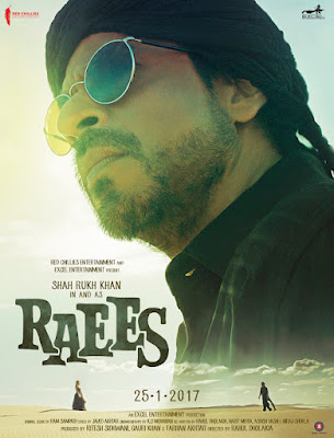 Raees 2017 Torrent Download HD