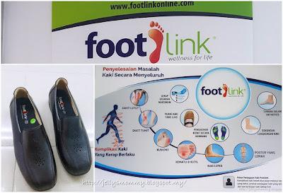 Footlink, shoes, wellness, health footwear