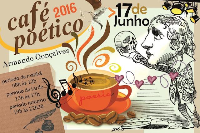 PROJETO CAFÉ POÉTICO NA ESCOLA ARMANDO GONÇALVES EM MIRACATU