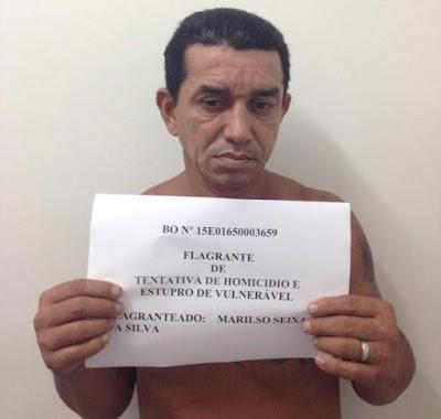 CRUELDADE: Criança de 6 anos é estuprada, esganada e agredida até defecar