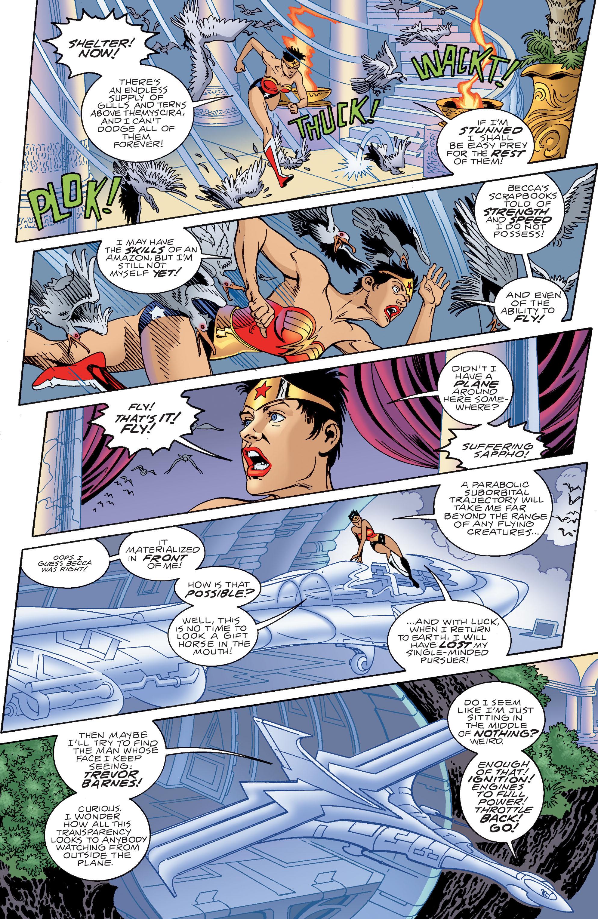 Read online Wonder Woman (1987) comic -  Issue #191 - 21