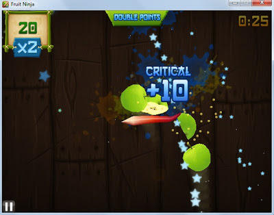 Download Game Fruit Ninja HD For PC