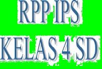 contoh rpp ips kelas 4 sd