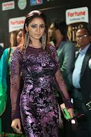 Shilpi Sharma looks Glamorous in Transparent Purple Glittering Gown at IIFA Utsavam Awards 010.JPG