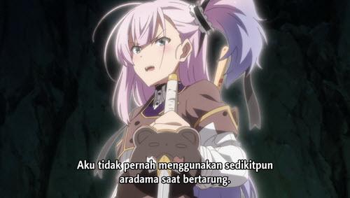 Toji no Miko Episode 09 Subtitle Indonesia