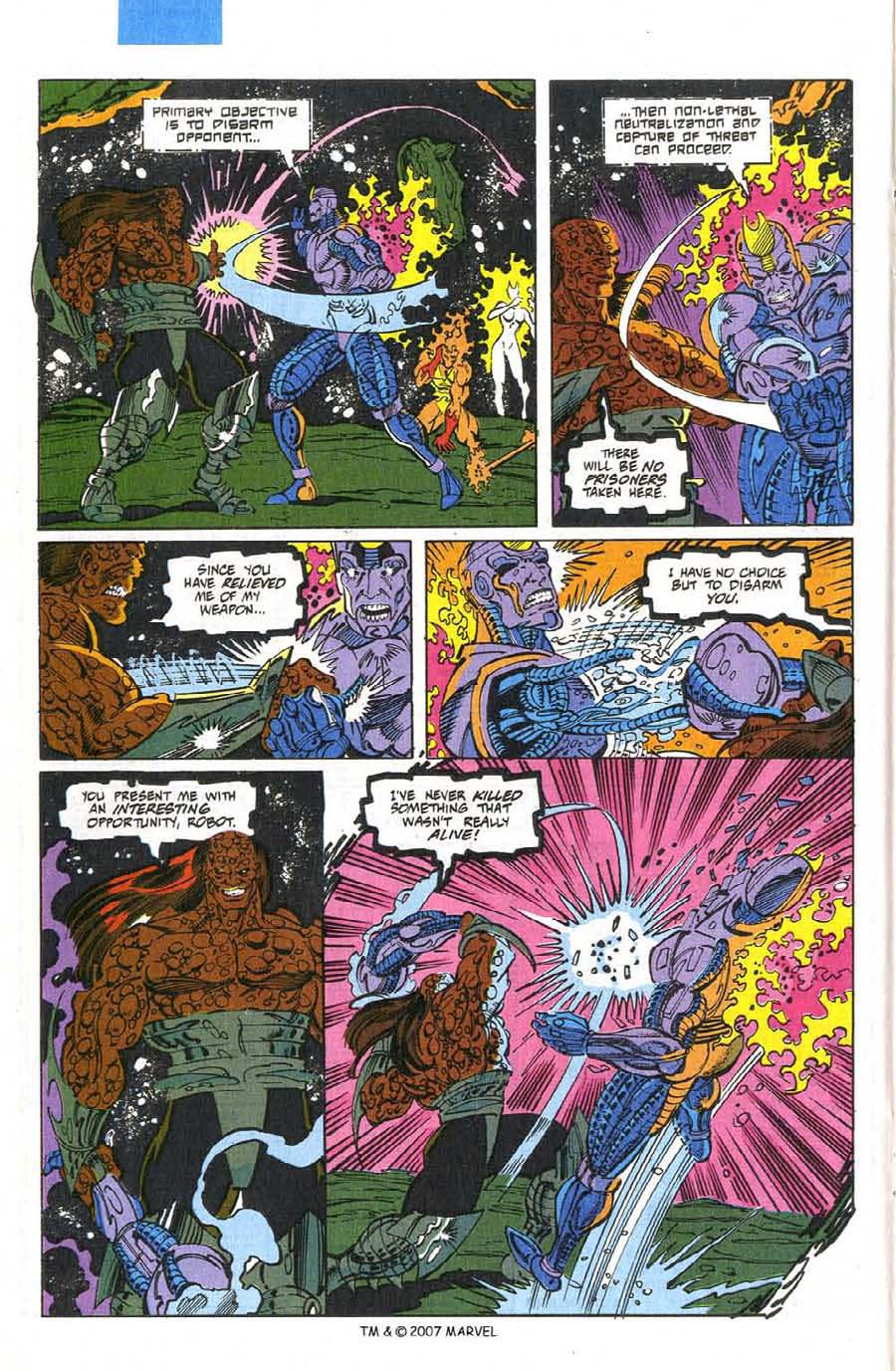 Read online Silver Surfer (1987) comic -  Issue #75 - 16