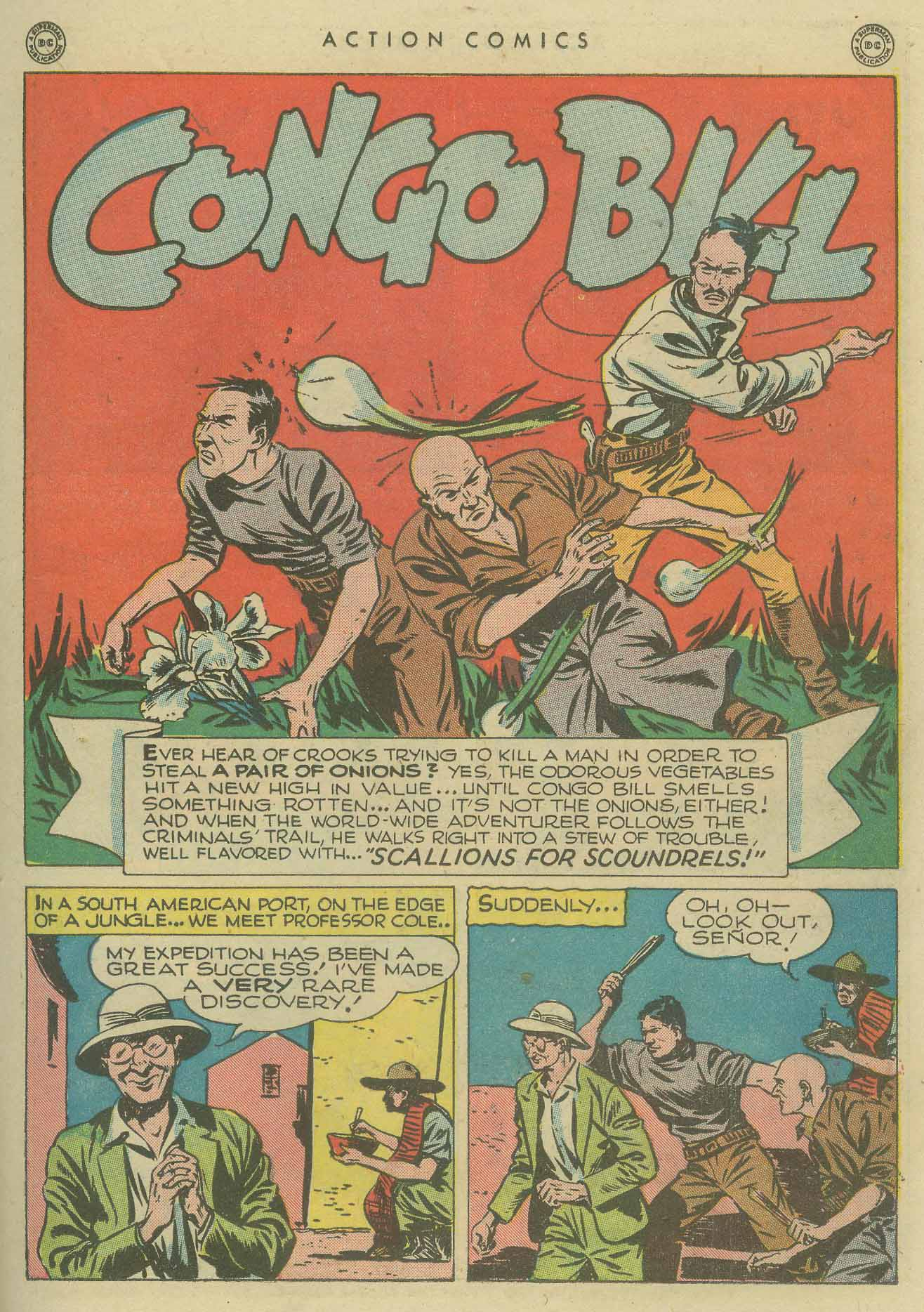 Read online Action Comics (1938) comic -  Issue #104 - 21