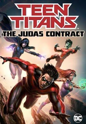 Jóvenes Titanes: El Contrato de Judas (2017) 4K (Latino-Inglés)