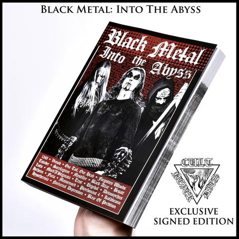 DAYAL PATTERSON BLACK METAL WRITER INTERVIEW