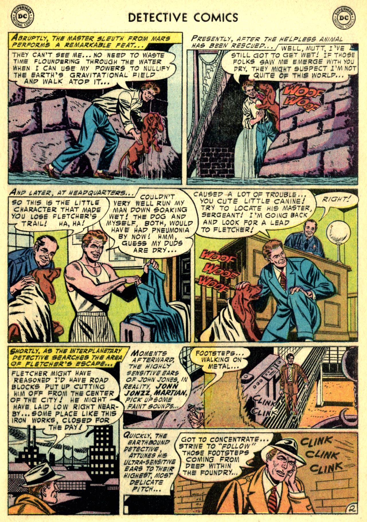 Detective Comics (1937) 232 Page 27