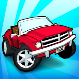 Nonstop Racing: Craft and Race Mod Apk Money v0.2 Update 2018