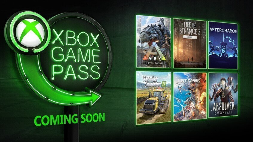 January's Xbox Game Pass Titles: Just Cause 3, Life Is Strange, Ark: Survival Evolved, And More