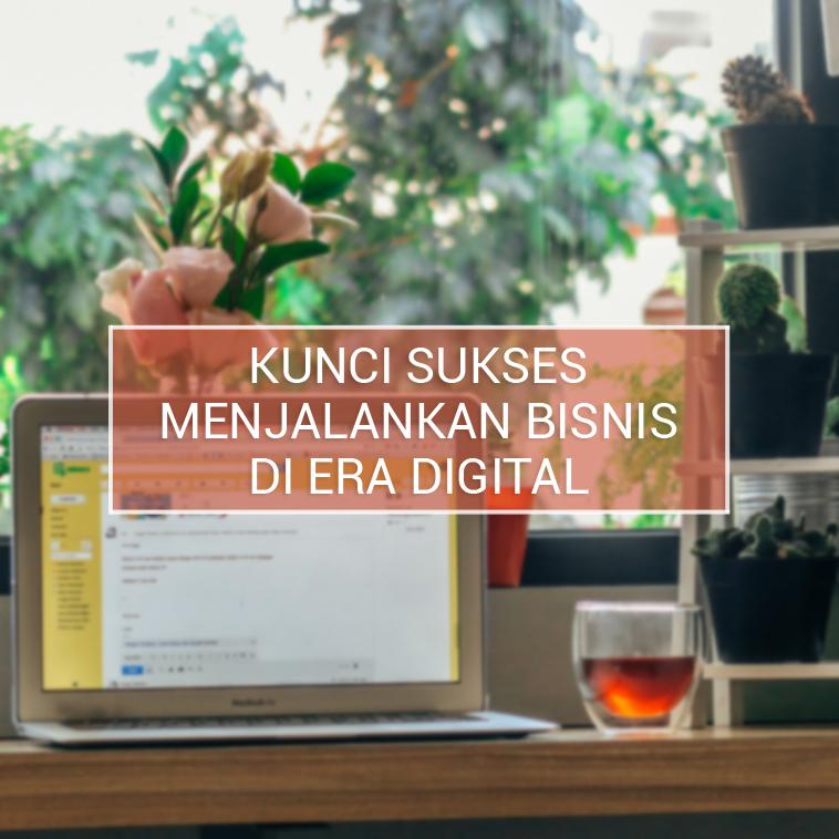 Qwords Kunci Sukses Berbisnis di Era Digital
