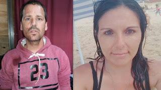 Sergio Maciel esperó a su ex pareja y la asesinó. Intentó escapar del lugar pero finalmente se entregó a la Policía.