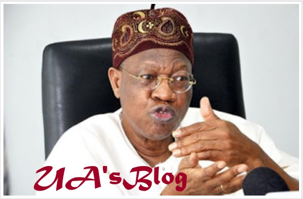 Buhari Urged To Drop Lai Mohammed As Information Minister
