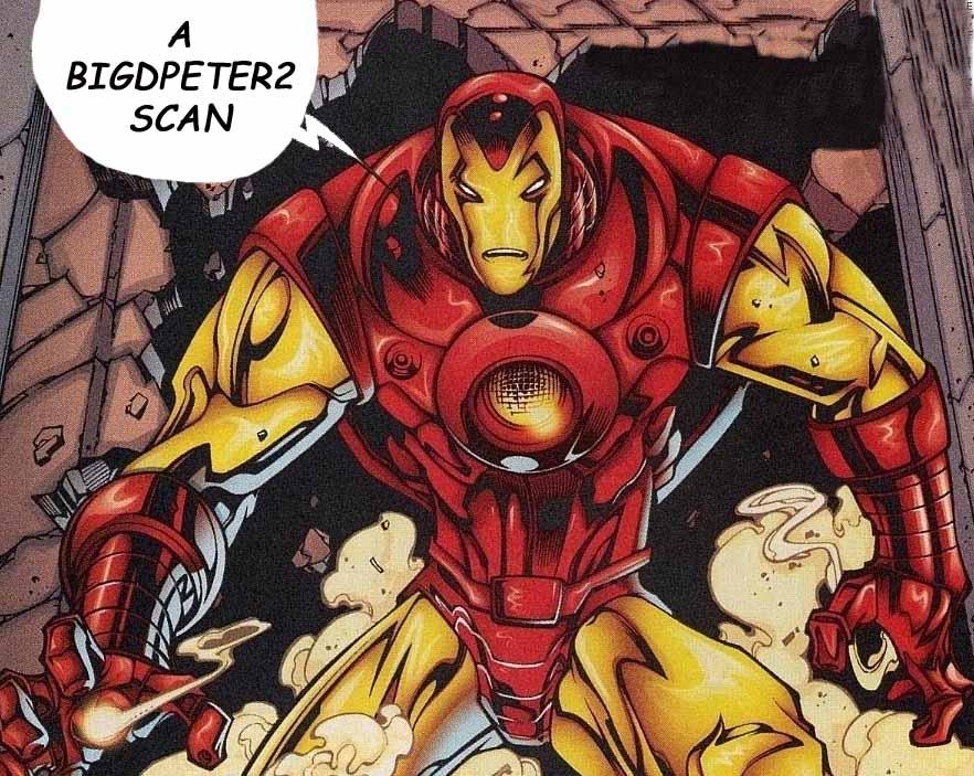 Iron Man (1998) 44 Page 1