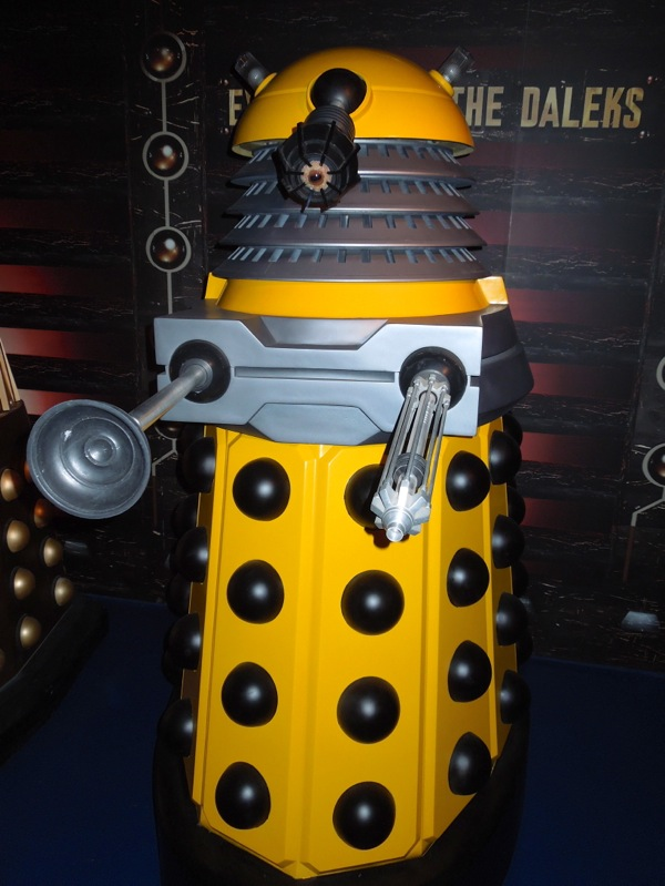2010 Victory of the Daleks design Doctor Who