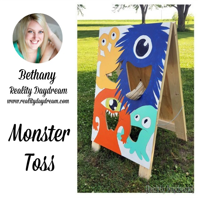 reality daydream monster toss