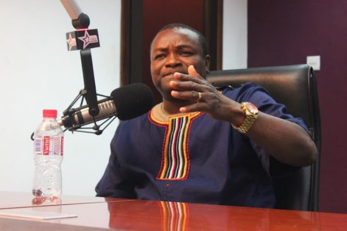 "Akufo-Addo is ""a comedian"" – Ayariga"