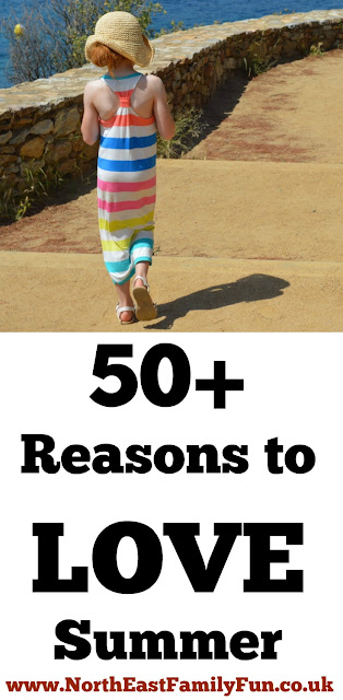 50+ Reasons to LOVE Summer
