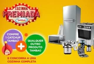 Cadastrar Promoção Tambaú Alimentos Cozinha Premiada 2018 Participar