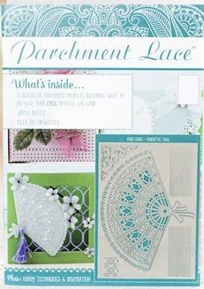 Editor of Parchment Lace Issue 1