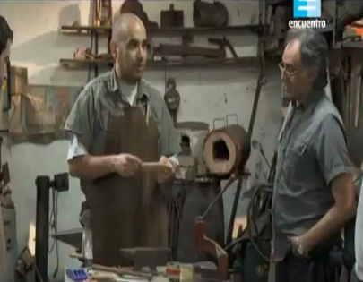 Aprender cuchillería artesanal 5 - Encuentro