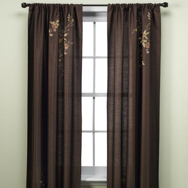 Modern Furniture: Contemporary Window Treatments Panels 2011