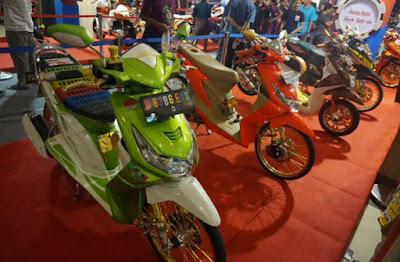 5 Modifikasi Kendaraan Bermotor di Indonesia yang Bikin Anda Heran